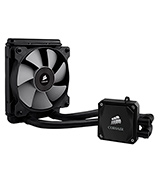 Corsair H60 (CW-9060007-WW) AIO Liquid CPU Cooler, 120mm Radiator, 120mm Fan
