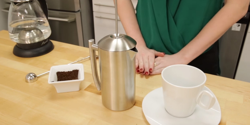 Review of Frieling Polished 18/10 Stainless Steel French Press