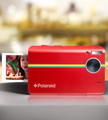 Review of Polaroid Z2300 Digital Instant Print Camera