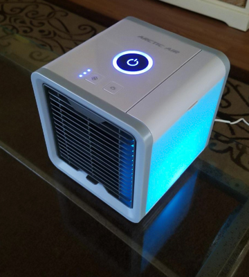 Review of ONTEL AA-MC4 Personal Air Cooler