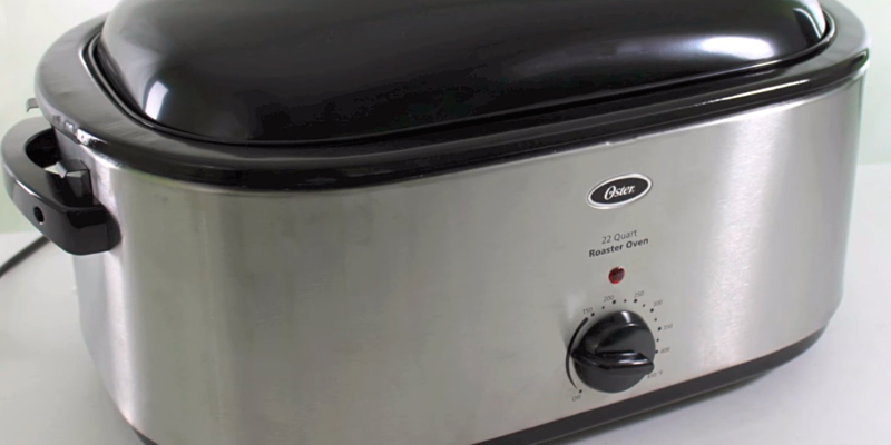 Review of Oster CKSTRS23-SB Roaster Oven