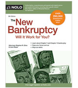 NOLO The New Bankruptcy
