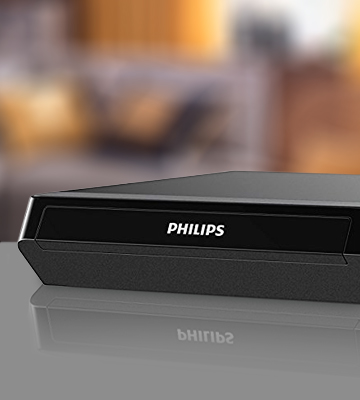 Review of Philips BDP7502 4K Wifi Blu Ray Player