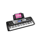 RockJam Compact Digital Keyboard Piano for Kids