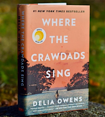 Review of Delia Owens Where the Crawdads Sing