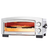 BLACK+DECKER 5-Minute Pizza Oven & Snack Maker