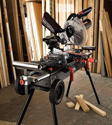Review of Craftsman 21237 10 Single Bevel Sliding Miter Saw