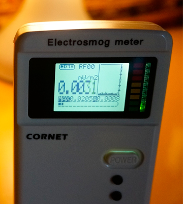Review of Cornet ED78S EMF RF Meter