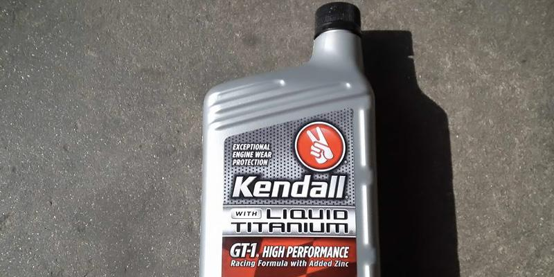Review of Kendall GT-1 High Performance 20W-50 with Liquid Titanium