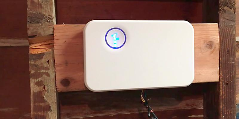 Review of Rachio 8ZULW-B Smart Sprinkler Controller