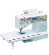 Brother RSQ9185 Refurbished computerized sewing and quilting