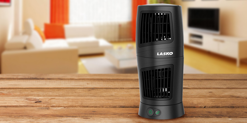 Review of Lasko 4911 Twist Top Tower Table Fan