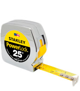 Stanley 33-425 Measuring Tape 25 ft