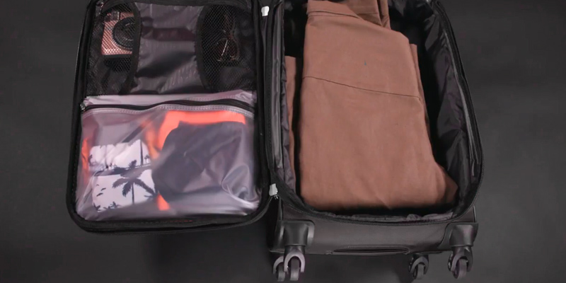 Review of Samsonite Aspire Xlite Expandable Spinner Carry On Luggage