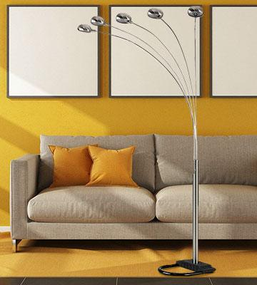 Review of ORE 6962SN Arch Floor Lamp