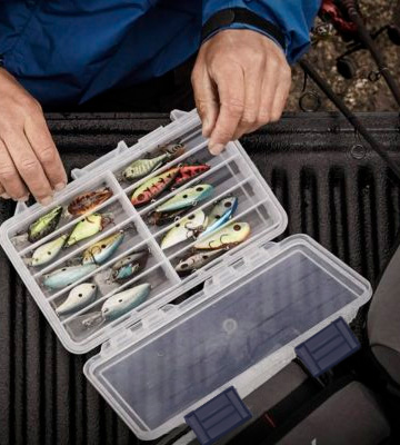 Review of Planon Tackle Boxes Fishing Tackle Storage