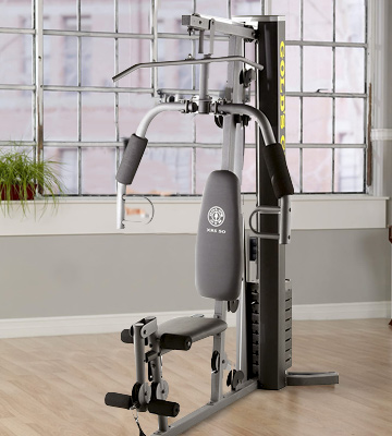 Review of Gold's Gym XRS 50 Home Gym System
