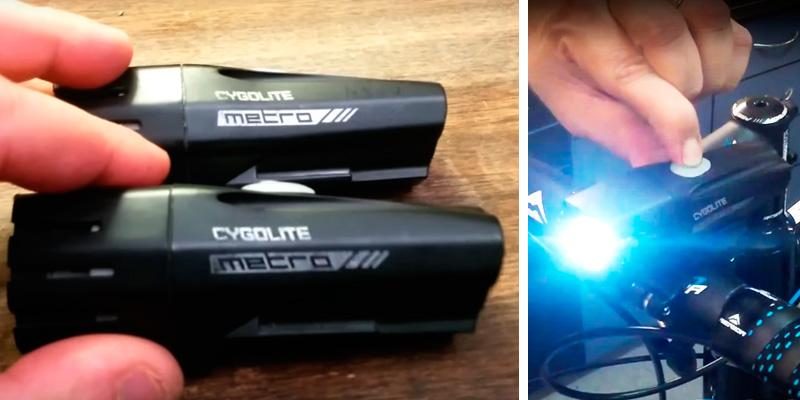 Review of Cygo Lite Metro 550 USB Light