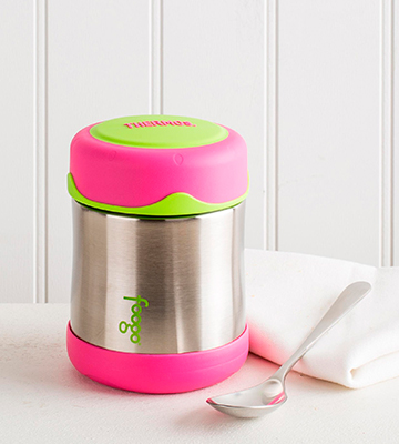 Review of Thermos B3004WG2 FOOGO Vacuum Insulated Stainless Steel 10-Ounce Food Jar
