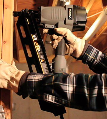 Review of NuMax SFR2190 21 Degree Framing Nailer