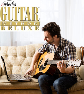Review of Zzounds eMedia Guitar Method Deluxe Tutorial Pack