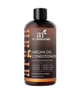 ArtNaturals Argan-Oil Conditioner for Hair-Regrowth - (16 Fl Oz / 473ml) - Sulfate Free