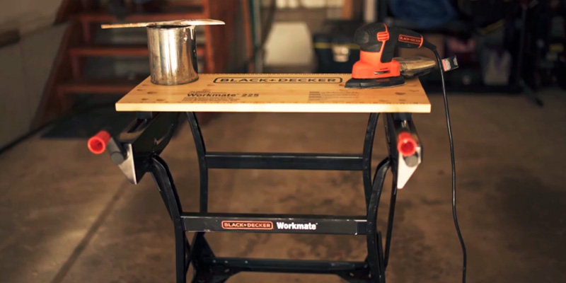 Review of Black & Decker WM225-A Workmate Portable Project Center and Vise