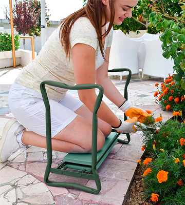 Review of Abco Tech ABC2098 Garden Kneeler