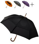 GustBuster Automatic Umbrella for Rain