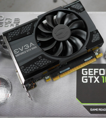 Review of EVGA GTX 1050 Ti SC GAMING 4GB GDDR5, DX12 OSD Support (PXOC) Graphics Card