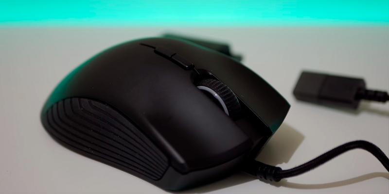 Razer Mamba Wireless Gaming Mouse in the use