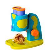 Educational Insights EI-5112 GeoSafari Jr. My First Microscope