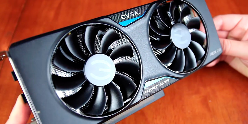 Review of EVGA GeForce GTX 970 (04G-P4-2974-KR) SC GAMING ACX 2.0, Graphics Card 4GB