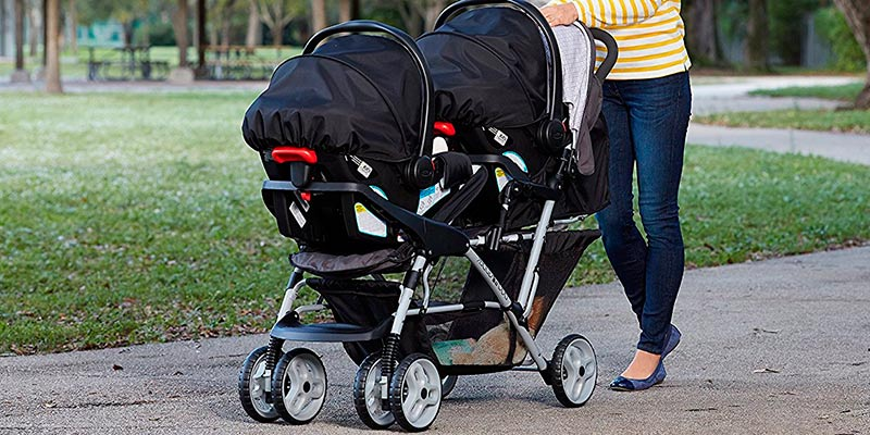 Review of Graco DuoGlider Click Connect Stroller