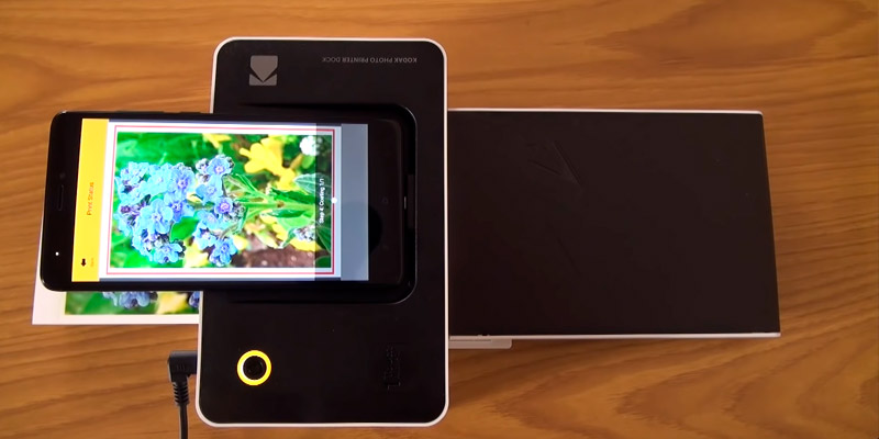 Review of Kodak PD - 450 Portable Photo Printer