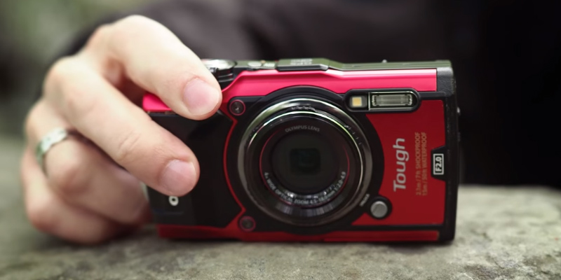 Review of Olympus TG-5 Waterproof Camera