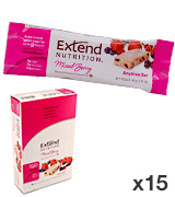 Extend 15-count Mixed Berry
