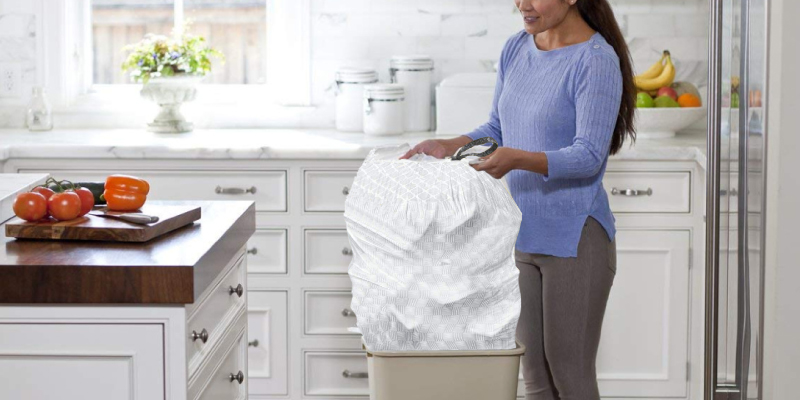 Review of Glade _ForceFlex Trash Bags