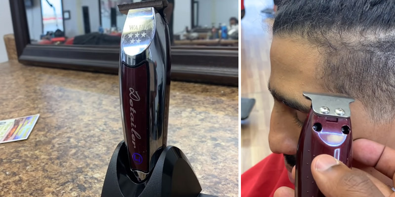 Review of Wahl Professional 5-Star Series Cord/Cordless Hair Clipper/Trimmer
