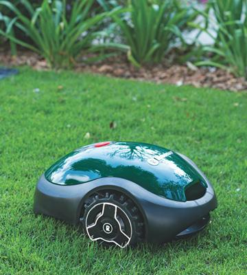 Review of Robomow RX12 Robotic Lawn Mower