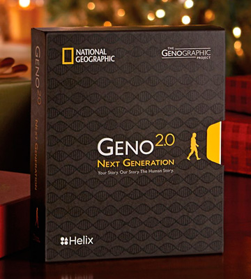 Review of National Geographic Geno 2.0 DNA Ancestry Kit