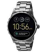 Fossil Q Marshal Gen 2 (FTW2108) Smoke Stainless Steel Touchscreen Smartwatch