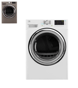 Kenmore 2620372 4.7 cu.ft. Top Load Washer with Triple Action Agitato