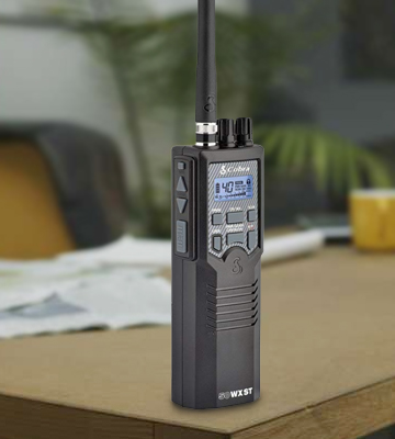 Review of Cobra HH50WXST 2-Way Handheld CB Radio