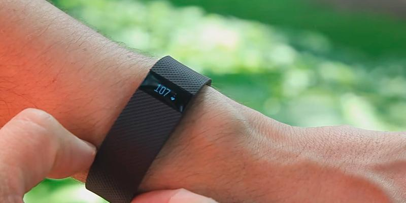 Review of Fitbit Charge HR Wireless Activity Wristband