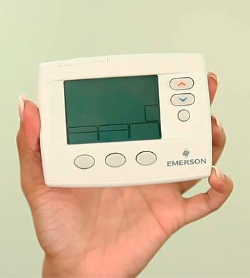 Review of Emerson 1F80-0471 Programmable Thermostat