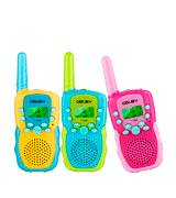 Obuby T-388 Walkie Talkies for Kids