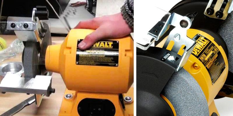 DEWALT DW758 Overload Protection in the use