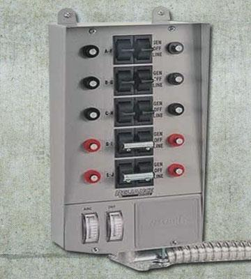 Review of Reliance Controls Corporation 31410CRK Transfer Switch Kit
