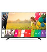 LG Electronics 55UH6150 4K Ultra HD Smart LED TV